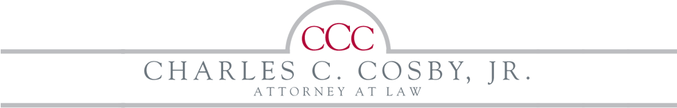 The Law Office of Charles C. Cosby, Jr. - criminal defense